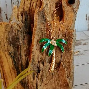 Jewelry - Beach Palm Necklace